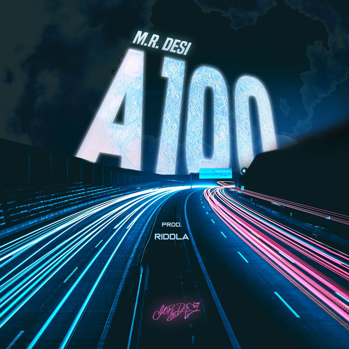 M.R. Desi - A100 (Official Cover)